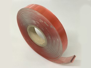 Clear Pvc Strip Self Adhesive Crystal Rubber